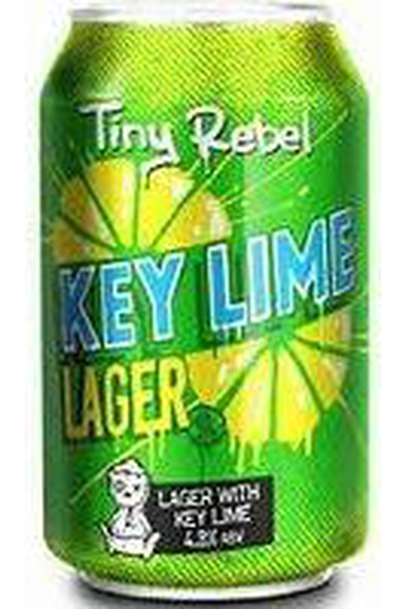 Tiny Rebel Key Lime Lager - Cheers Wine Merchants