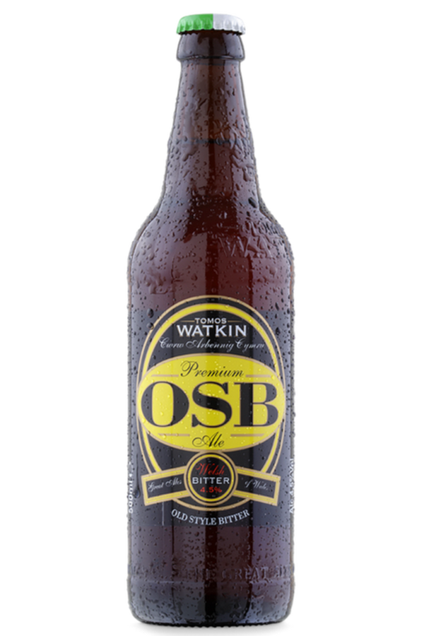 Tomos Watkin OSB - Cheers Wine Merchants