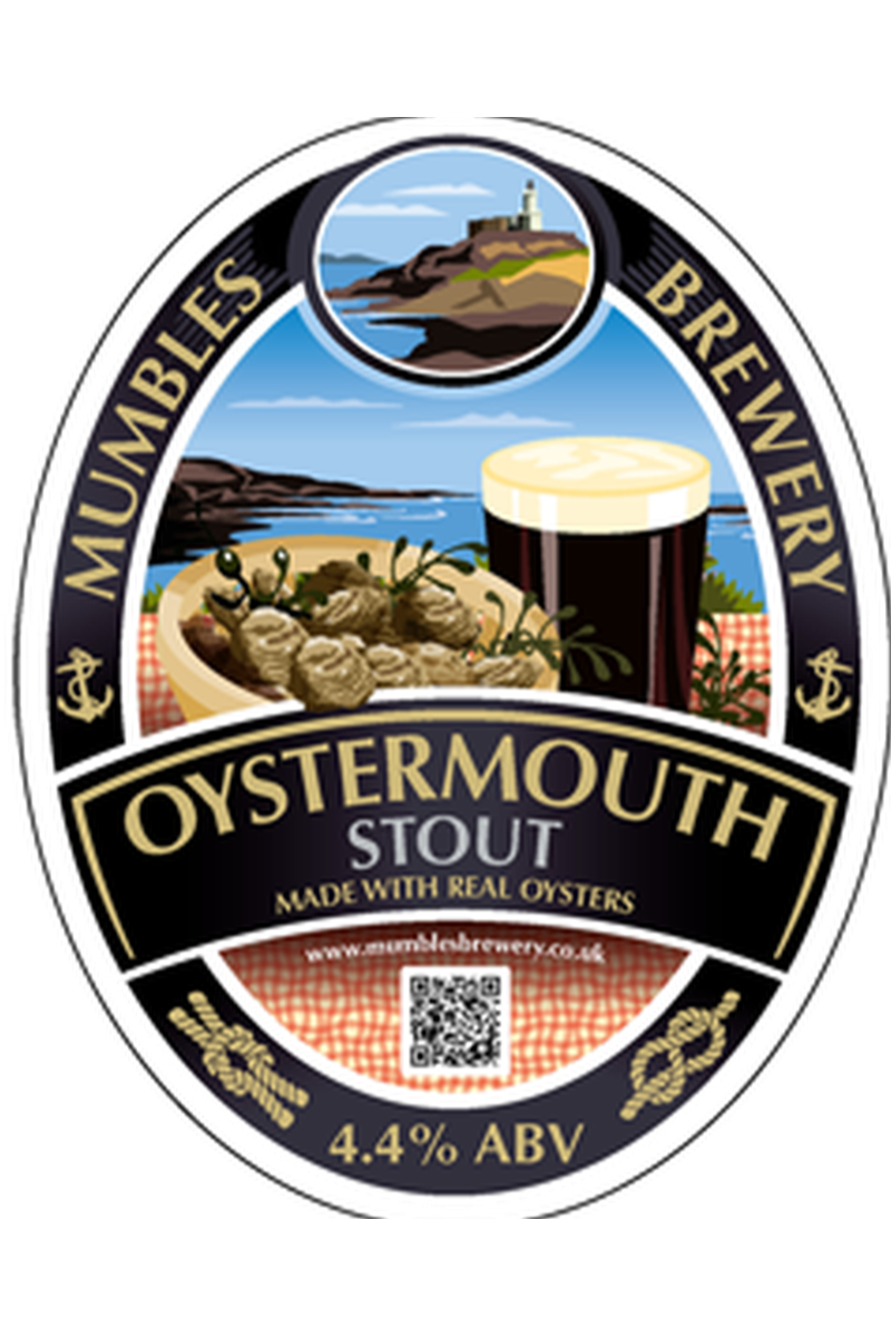 Oystermouth Stout - Cheers Wine Merchants