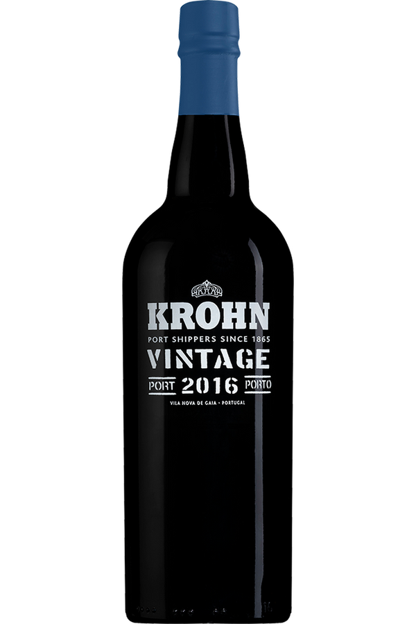 Krohn Vintage Port - Cheers Wine Merchants