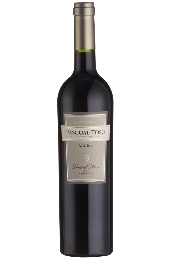 Pascual Toso Limited Edition Malbec - Cheers Wine Merchants