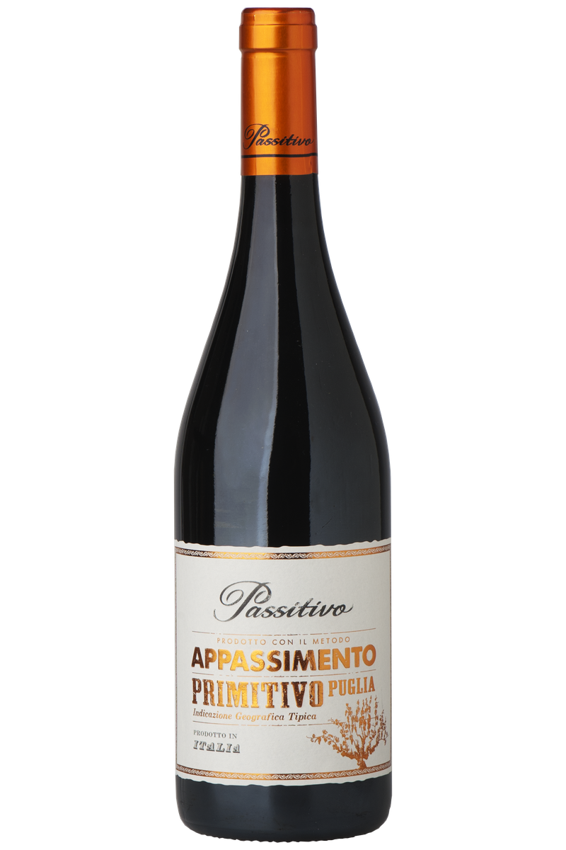 Passitivo Appassimento Primitivo - Cheers Wine Merchants