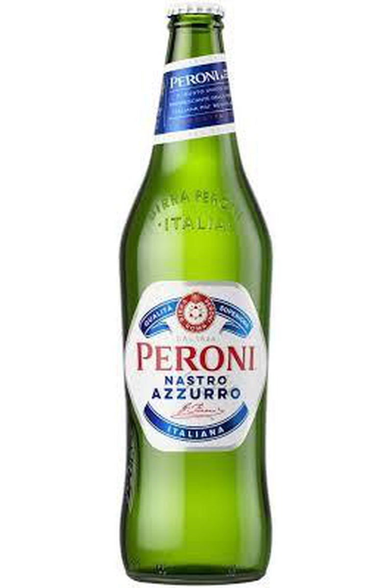 Peroni Nastro Azzuro 620ml - Cheers Wine Merchants