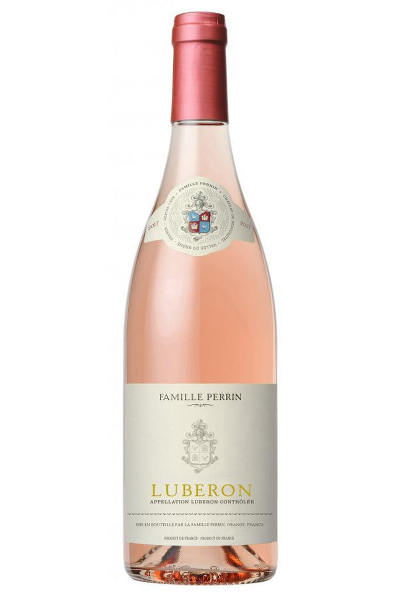 Famille Perrin Luberon Rose - Cheers Wine Merchants