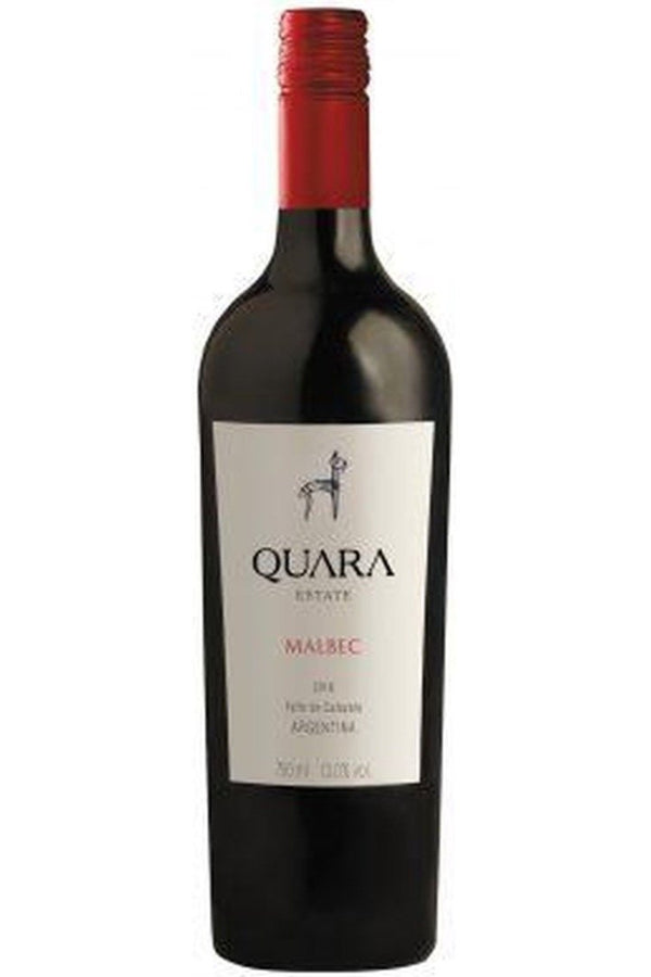 Quara Estate Malbec - Cheers Wine Merchants