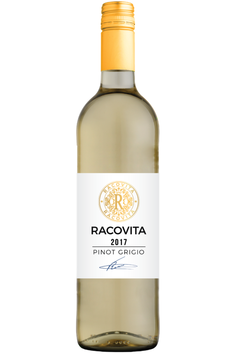Racovita Pinot Grigio - Cheers Wine Merchants