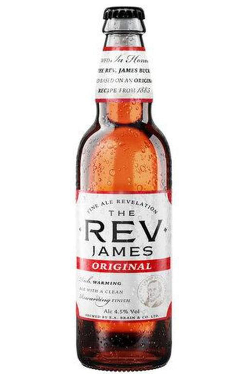 Brains Rev James - Cheers Wine Merchants