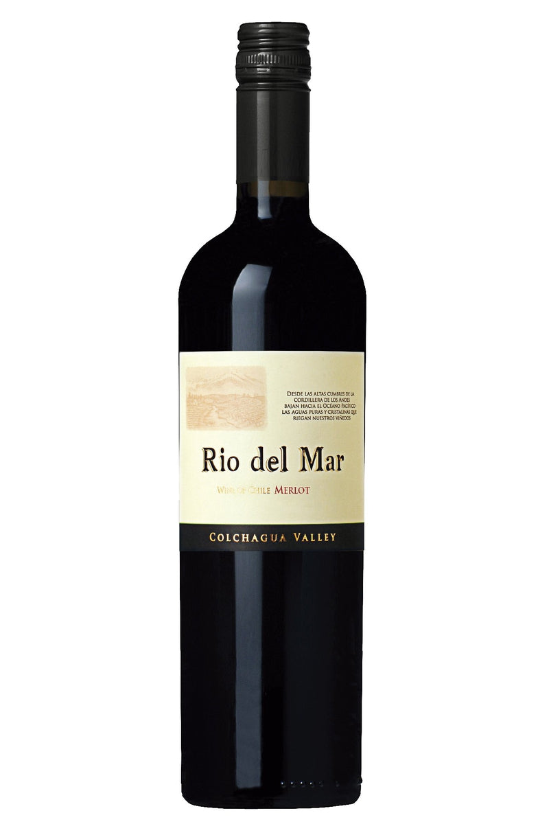 Rio del Mar Merlot - Cheers Wine Merchants