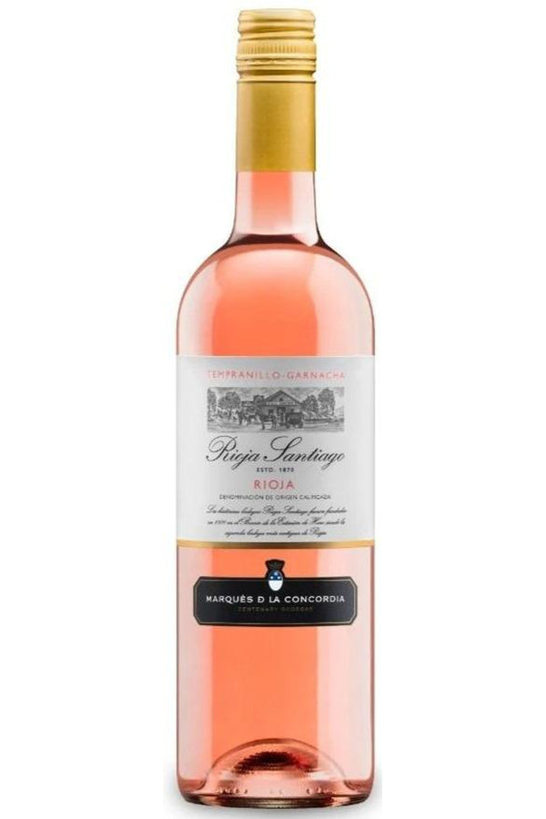 Rioja Santiago Rosado - Cheers Wine Merchants