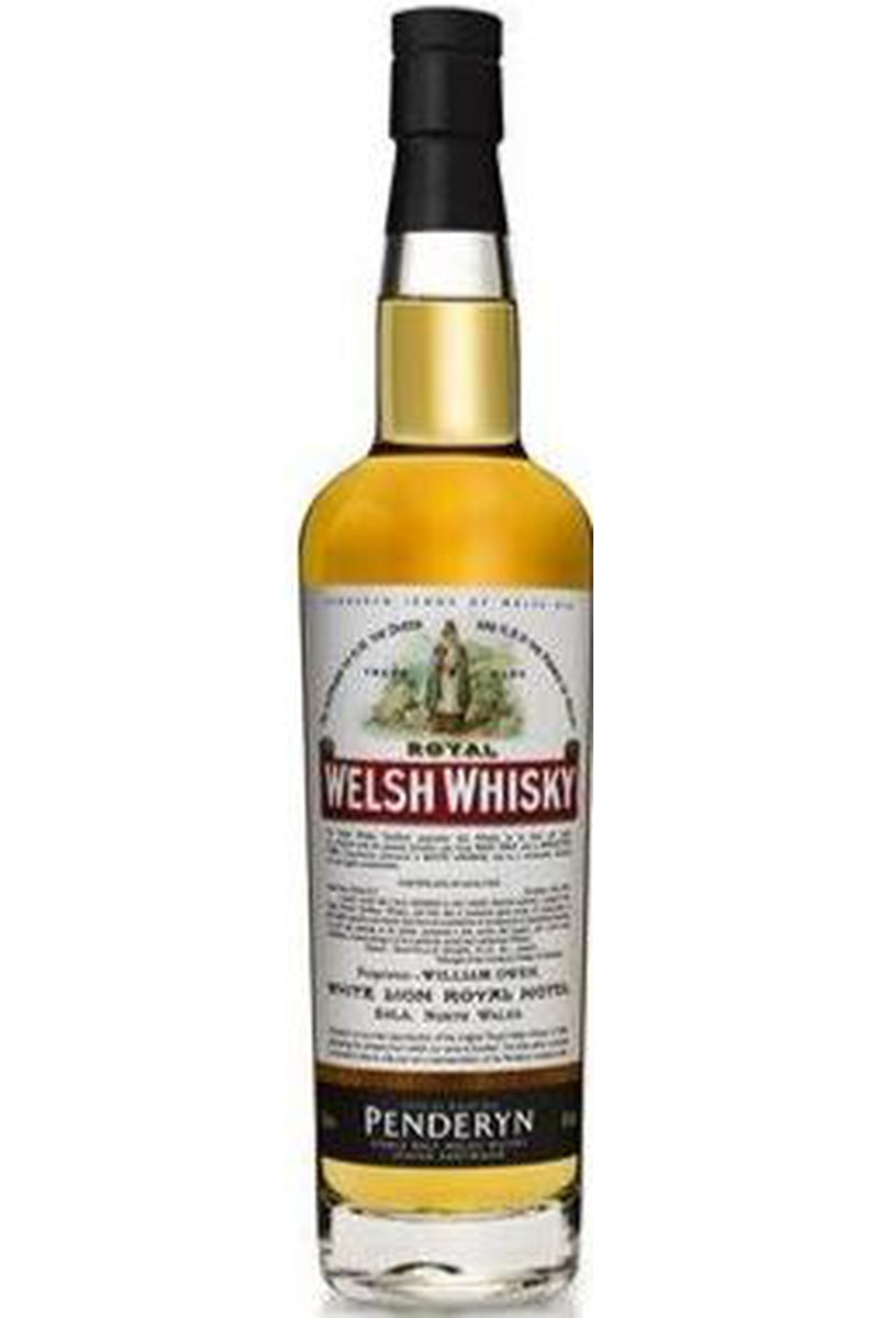 Penderyn Royal Welsh Whisky Icon