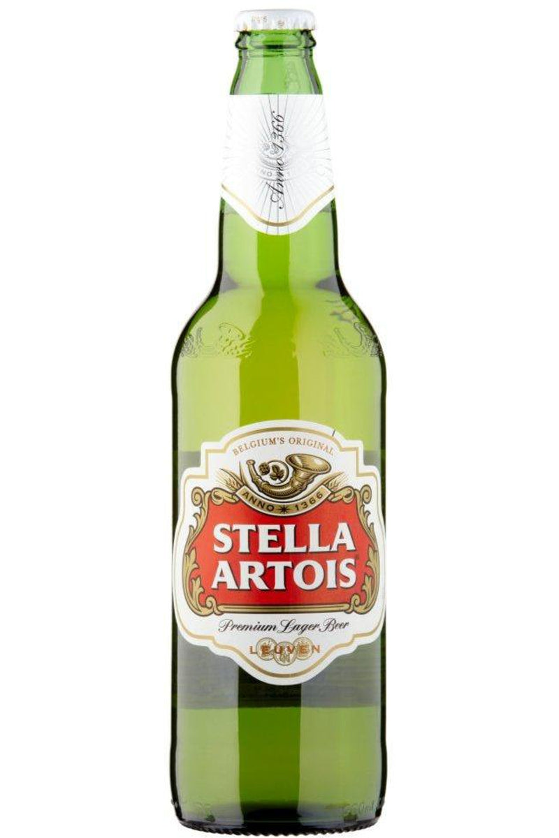 Stella Artois Lager 660ml - Cheers Wine Merchants