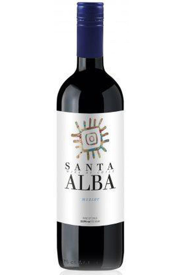 Santa Alba Merlot - Cheers Wine Merchants