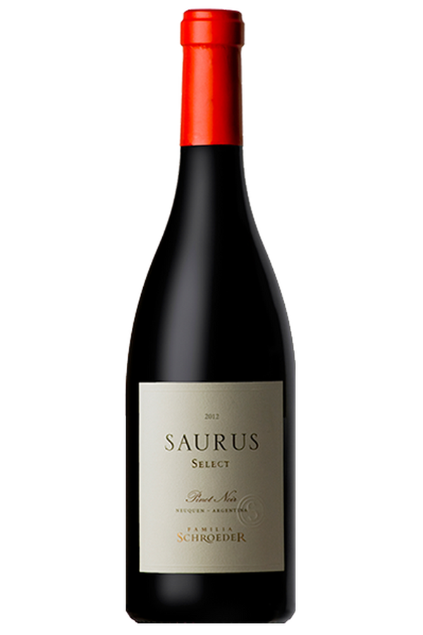 Familia Schroeder Saurus Select Pinot Noir - Cheers Wine Merchants