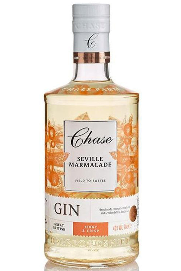 Chase Seville Marmalade Gin - Cheers Wine Merchants