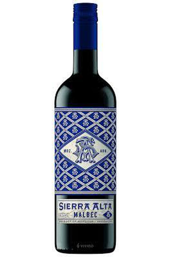 Sierra Alta Malbec - Cheers Wine Merchants