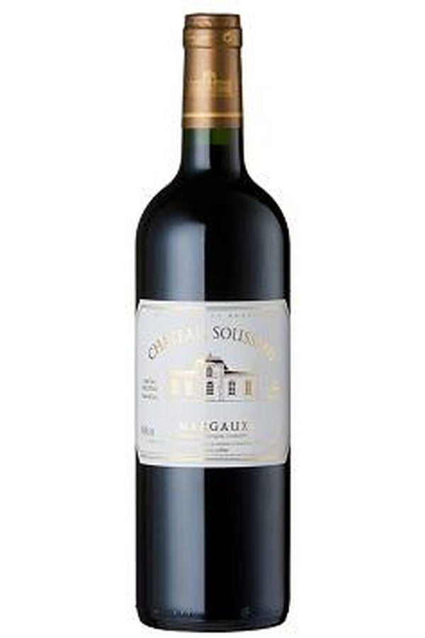 Chateau Soussans Margaux - Cheers Wine Merchants