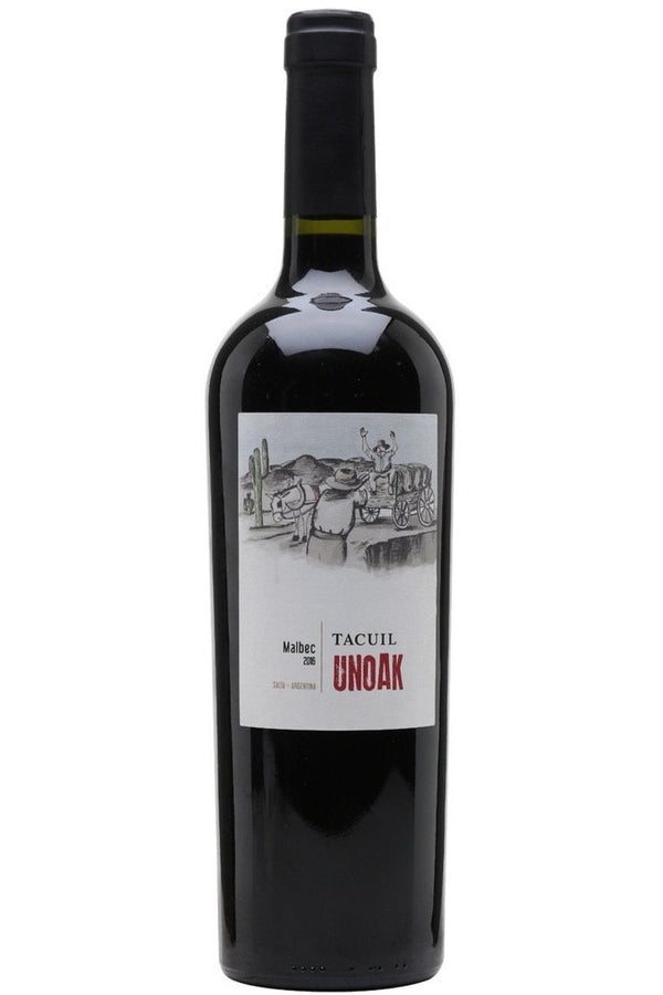 Tacuil Unoak Malbec - Cheers Wine Merchants