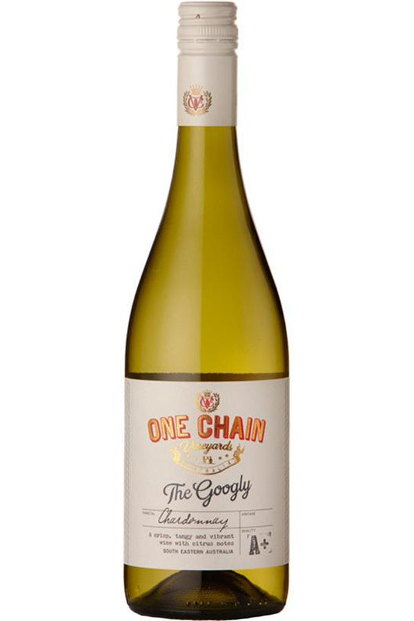 One Chain The Googly Chardonnay - Cheers Wine Merchants