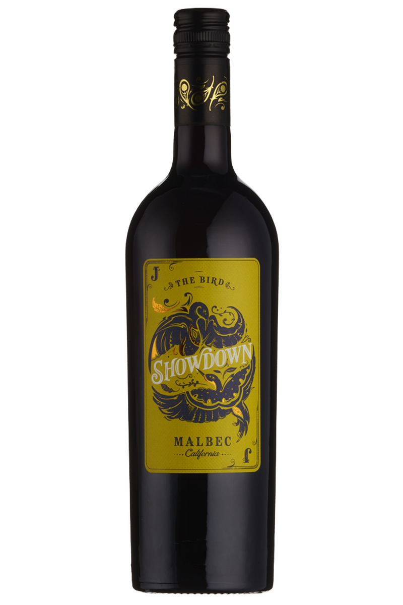 Showdown The Bird Malbec - Cheers Wine Merchants