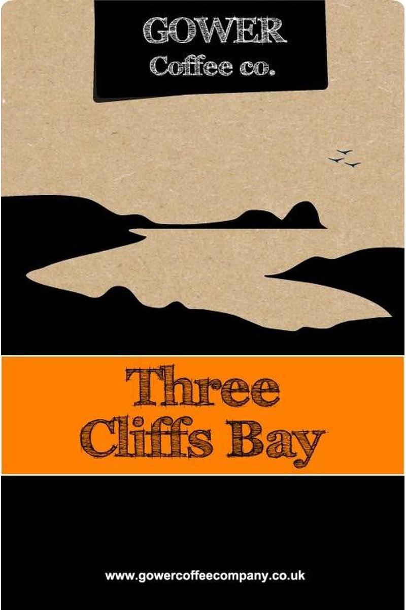 Gower Coffee Three Cliffs Bay - Cheers Wine Merchants