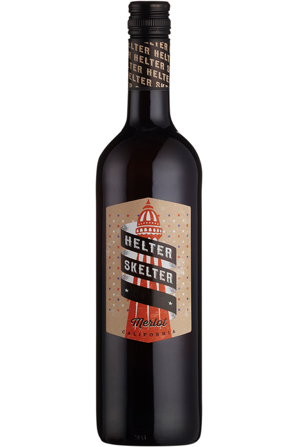 Helter Skelter Merlot - Cheers Wine Merchants