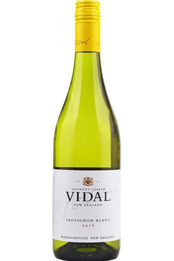 Vidal Estate Sauvignon Blanc - Cheers Wine Merchants