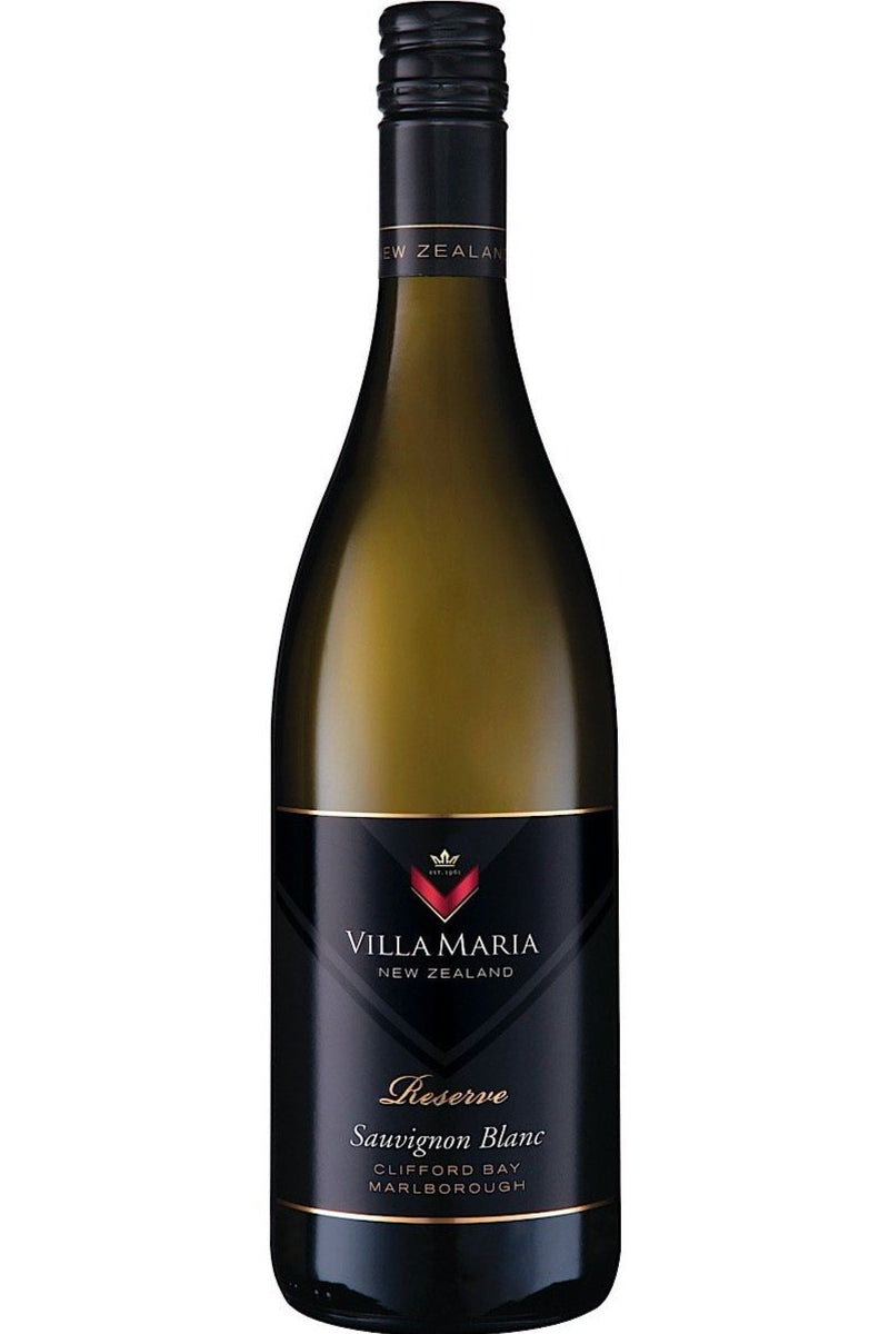 Villa Maria Reserve Clifford Bay Sauvignon Blanc - Cheers Wine Merchants