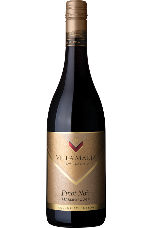 Villa Maria Cellar Selection Pinot Noir - Cheers Wine Merchants