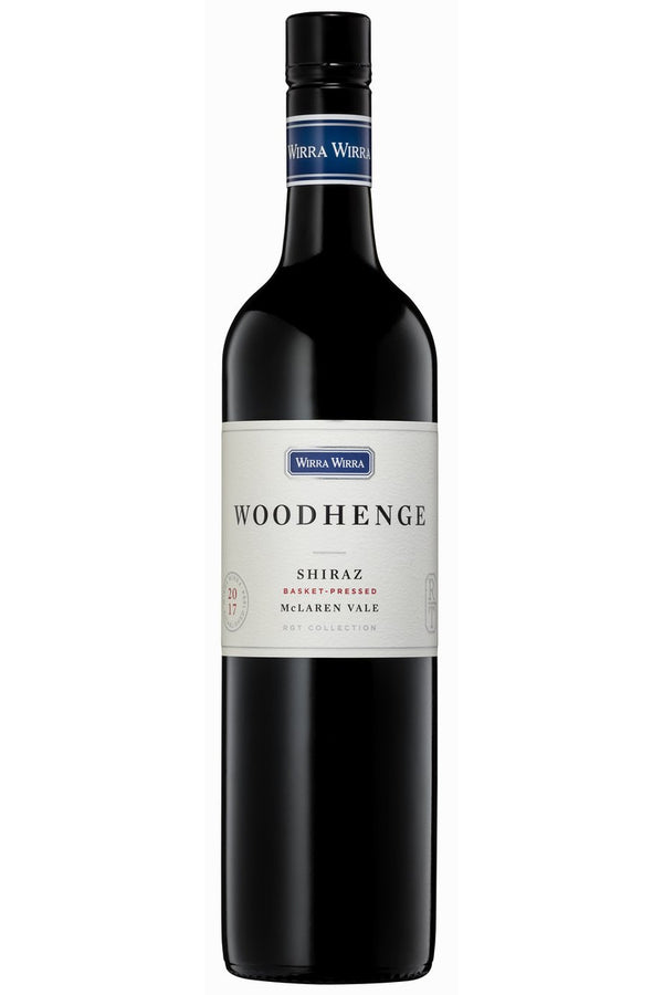 Wirra Wirra Woodhenge Shiraz - Cheers Wine Merchants