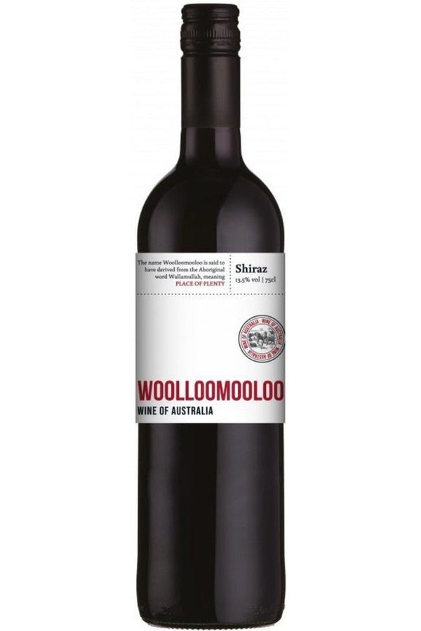 Woolloomoolloo Shiraz - Cheers Wine Merchants