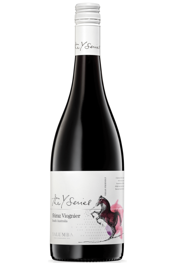 Yalumba The Y Series Shiraz Viognier - Cheers Wine Merchants