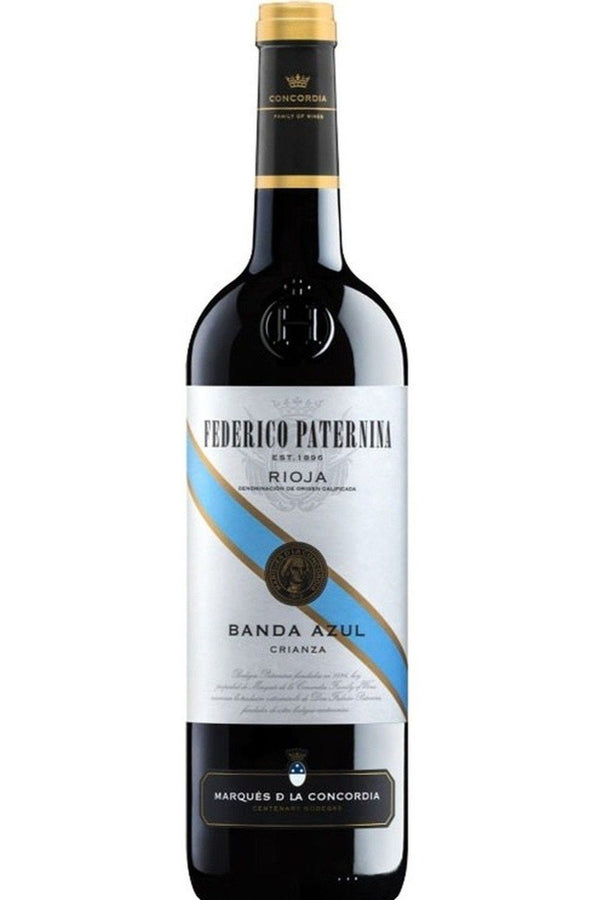 Paternina Banda Azul Rioja Crianza - Cheers Wine Merchants