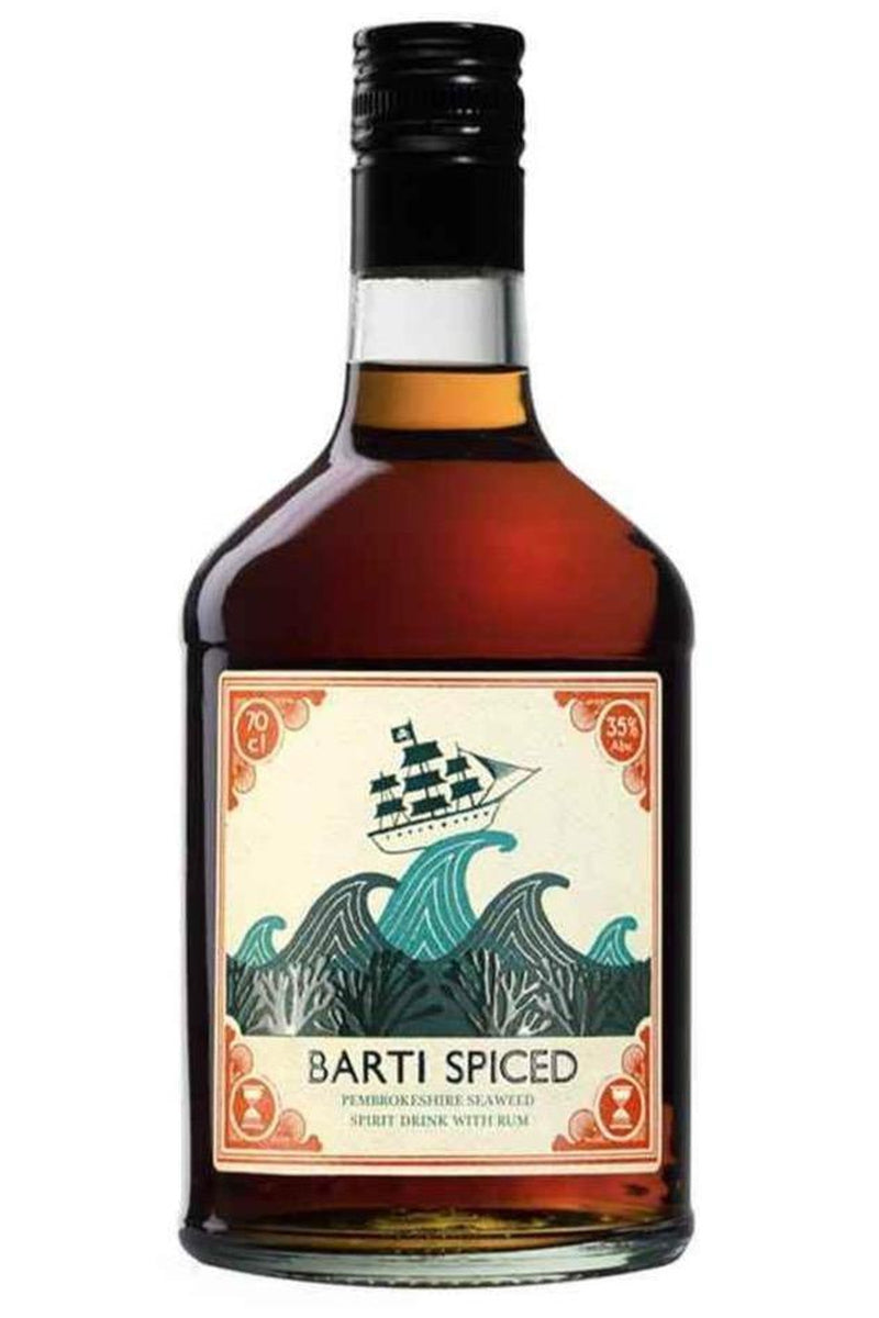 Barti Spiced Spirit Drink with Rum - Cheers Wine Merchants