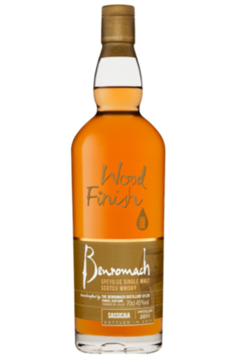 Benromach Sassicaia Wood Finish - Cheers Wine Merchants