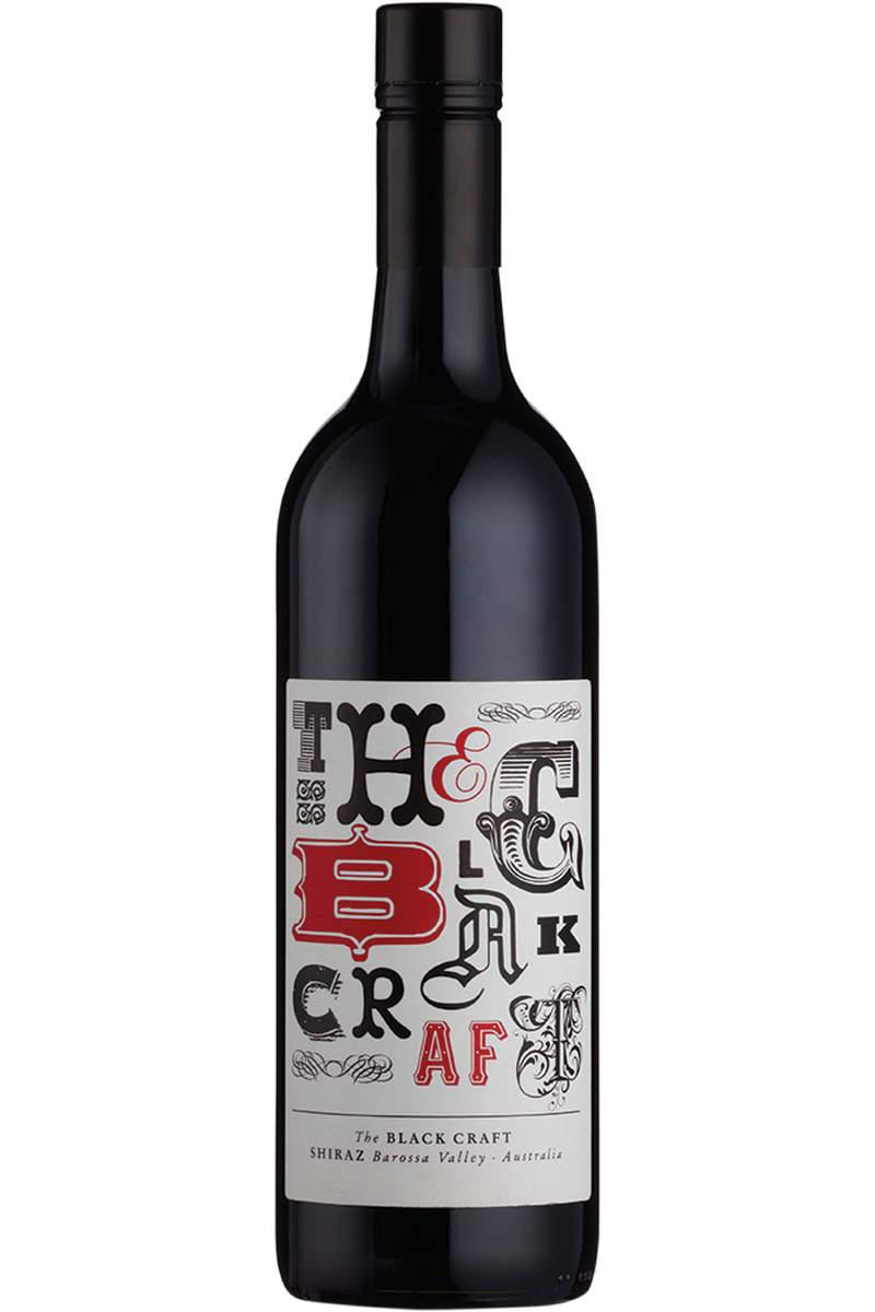 Smalltown Vineyards The Black Craft Shiraz - Cheers Wine Merchants