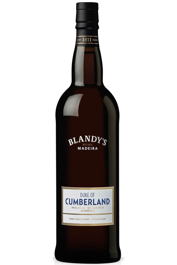 Blandy's Duke of Cumberland Medium Rich Madeira - Cheers Wine Merchants