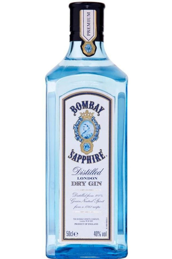 Bombay Sapphire London Dry Gin 70cl . - Cheers Wine Merchants