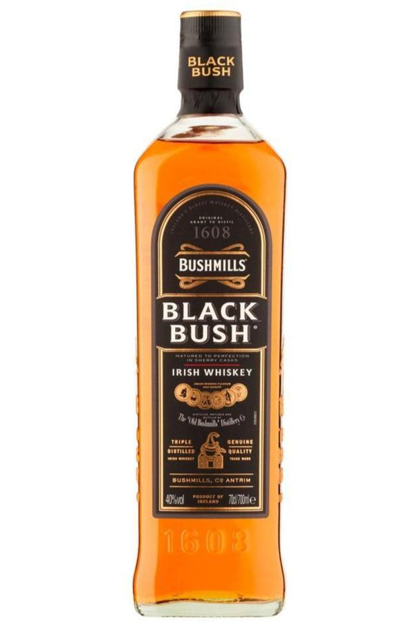 Black Bush Irish Whiskey - Cheers Wine Merchants