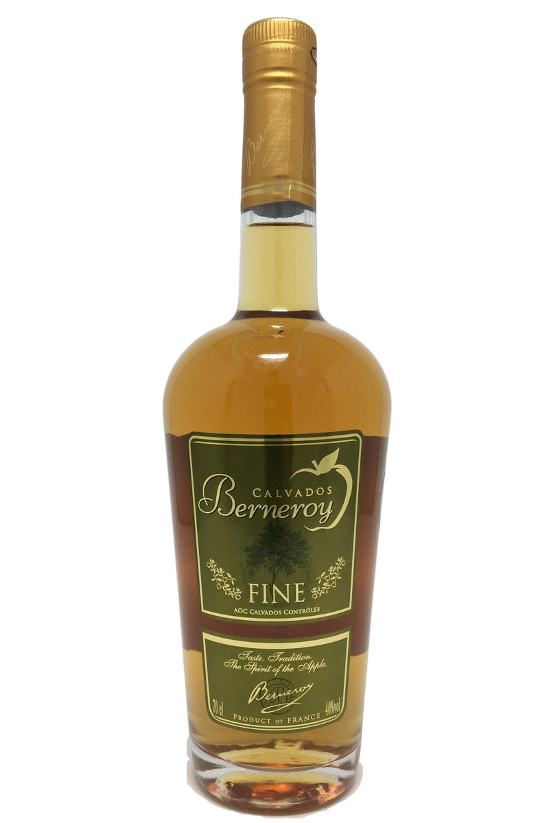 Berneroy Calvados Fine Apple Brandy