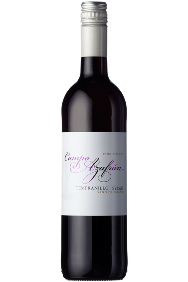 Campo Azafran Tempranillo Syrah - Cheers Wine Merchants