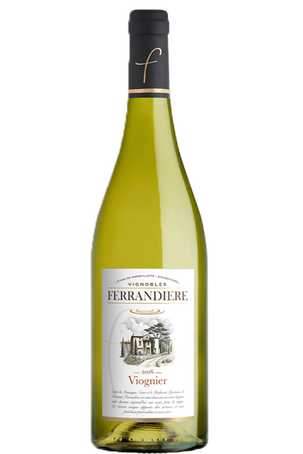 Ferrandiere Viognier - Cheers Wine Merchants
