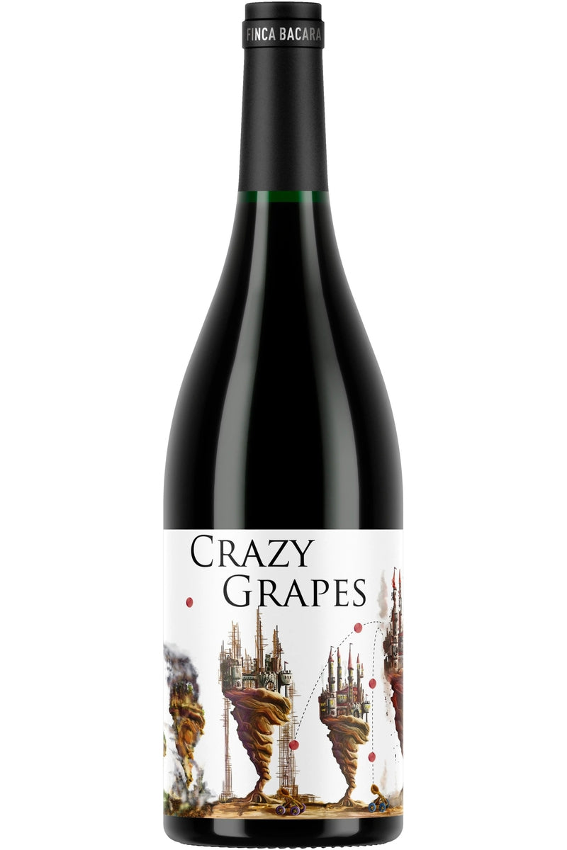 Finca Bacara Crazy Grapes Monastrell - Cheers Wine Merchants