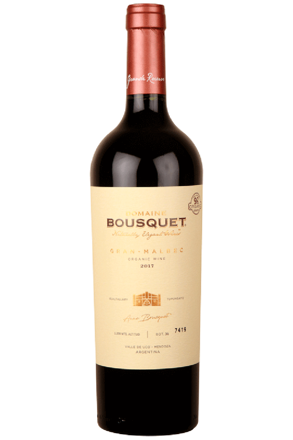 Domaine Bousquet Gran Reserve Malbec - Cheers Wine Merchants