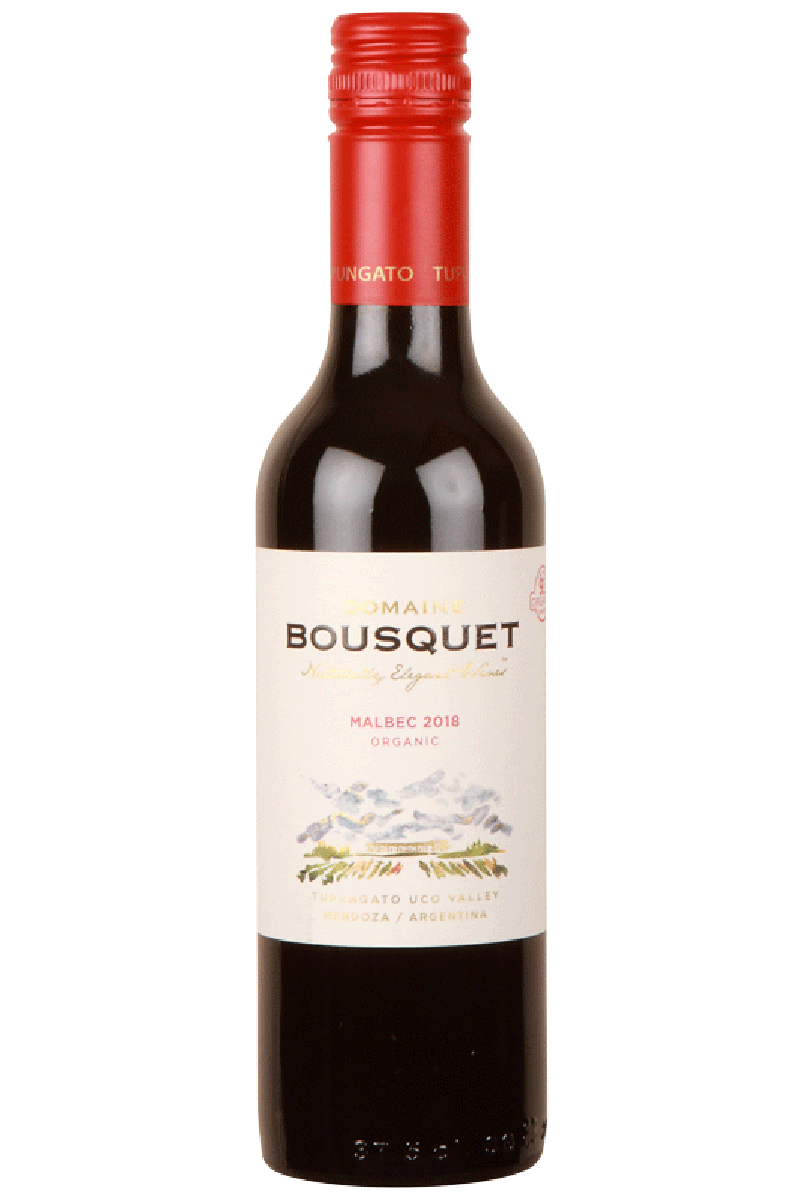 Domaine Bousquet Malbec Half Bottle - Cheers Wine Merchants