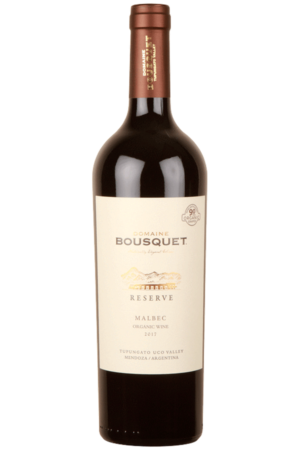 Domaine Bousquet Reserve Malbec - Cheers Wine Merchants