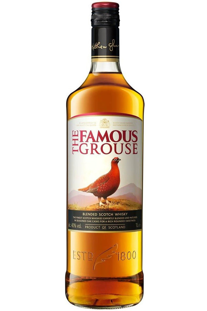 The Famous Grouse 70cl - Cheers Wine Merchants