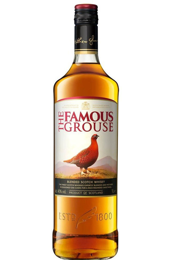 The Famous Grouse 1 Litre - Cheers Wine Merchants