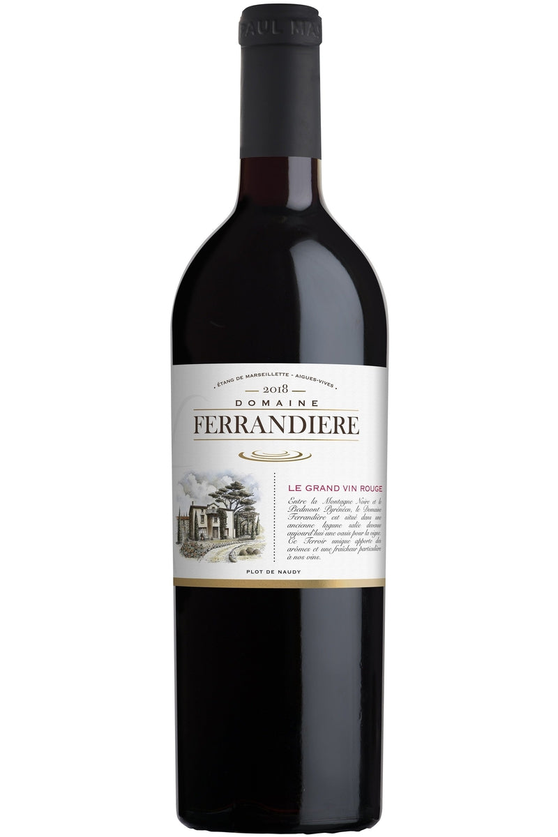 Ferrandiere Grand Vin Rouge - Cheers Wine Merchants