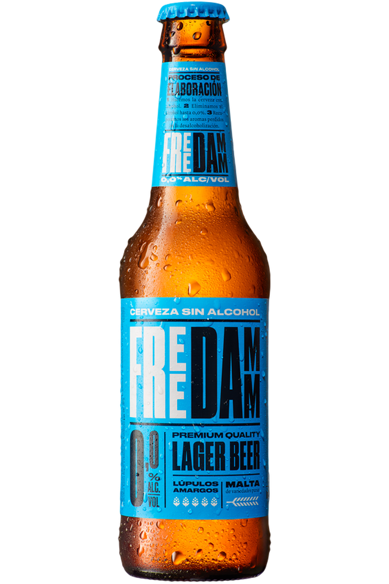 Estrella Free Damm - Cheers Wine Merchants