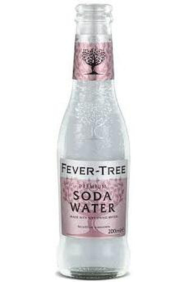 Fever Tree Soda 200ml - Cheers Wine Merchants
